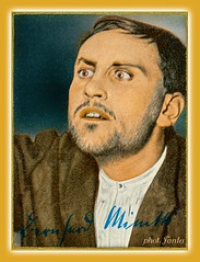 Bernhard Minetti, 1933 Sammelbild 153
