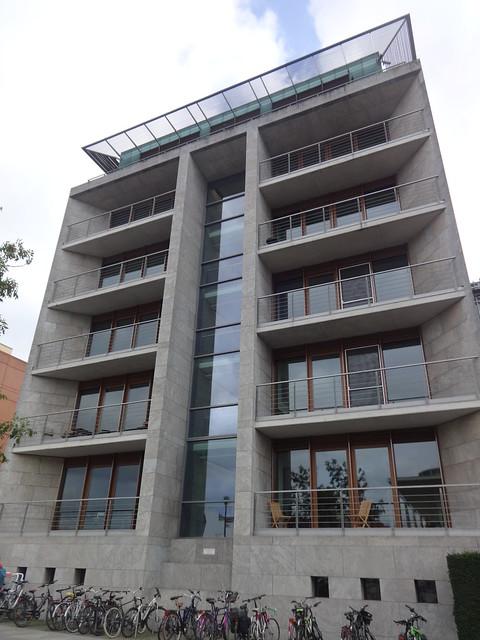 1997/2001 Berlin Jakob-Kaiser-Haus des Deutschen Bundestags Nord-Ost-Bauteil Haus 4 Dorotheenstraße 98/Wilhelmstraße 68 von Meinhard von Gerkan/Volkwin Marg (gmp) in 10117 Dorotheenstadt