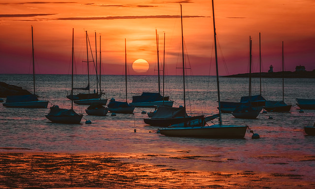 By The Setting Sun And Rising Tide