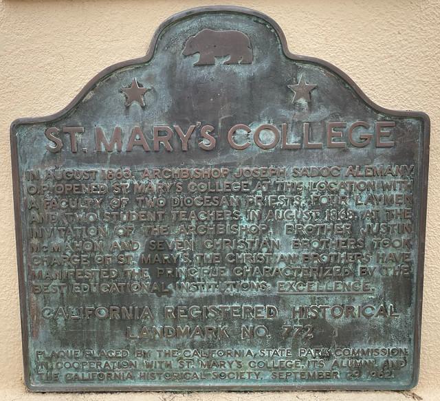 California Historical Landmark #772