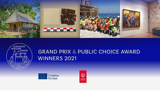 2021 Grand Prix and Public Choice Award Winners