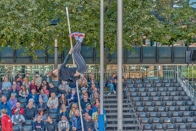 Impressions from the Cathedral jumping in Aachen!