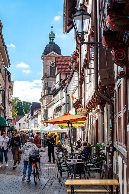 Göttingen...