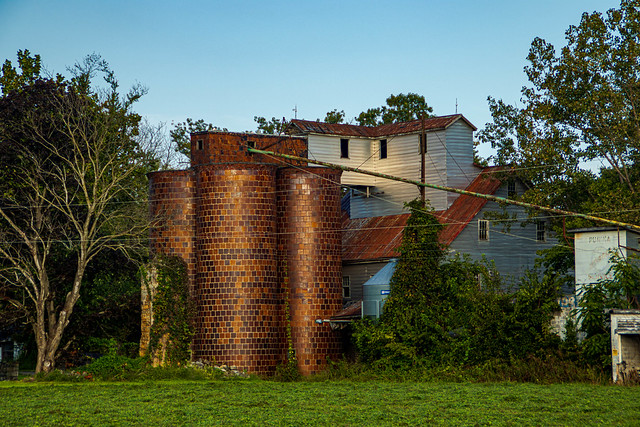 Plains Mill