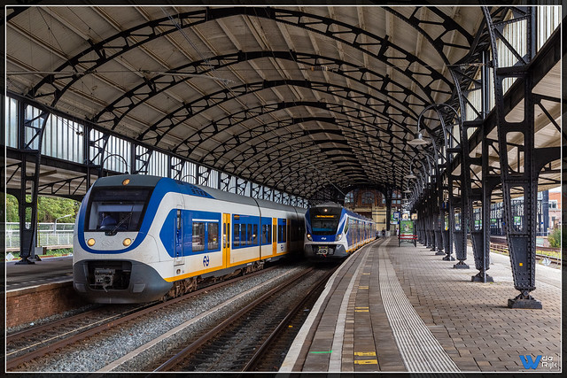 Haarlem 30-08-2021, NSR SLT 2662
