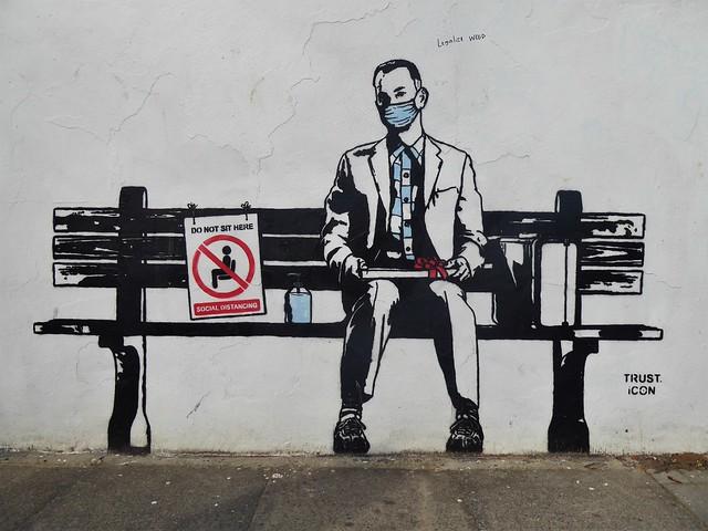 Street Art, Penge, South London