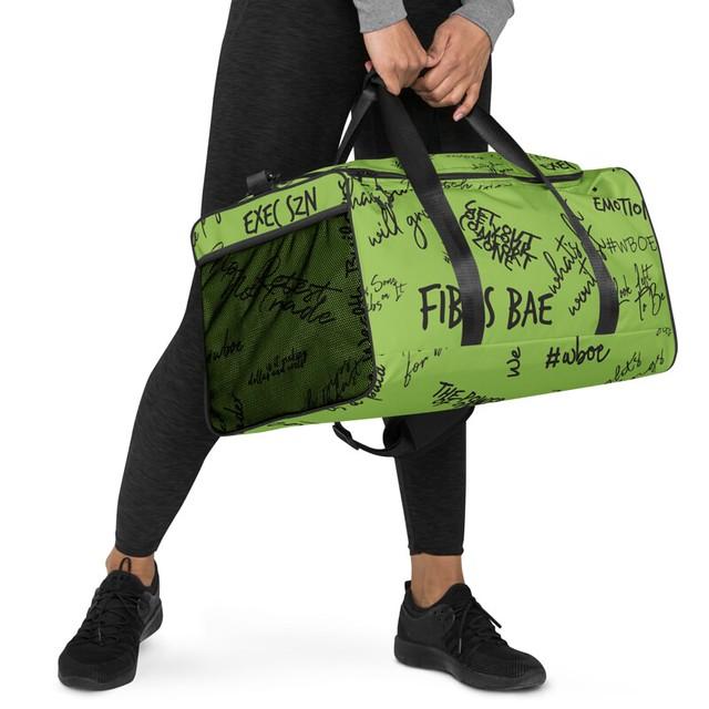 WB Tagline Duffle Bag