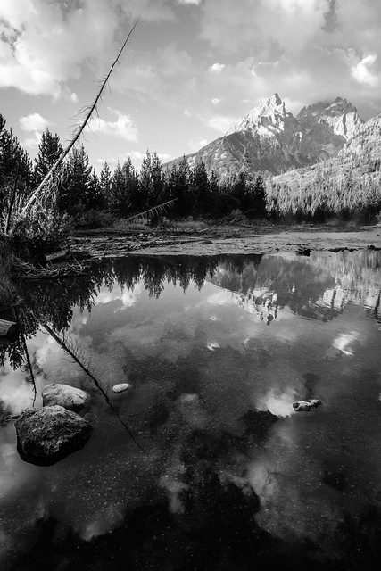 String Lake, Grand Teton National Park. September, 2021.