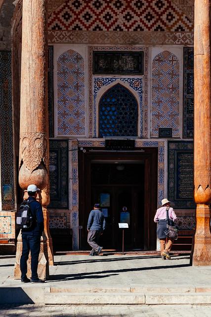 Bolo-House Mosque