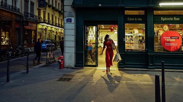 Lyon - Photo de rue.