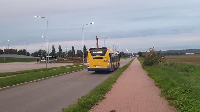 Scania CN280UB 4X2 EB Citywide 12LF #3079