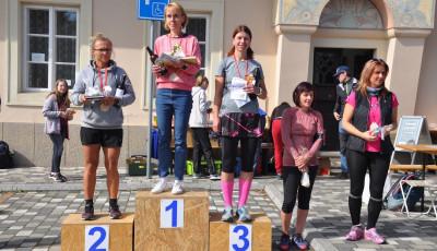 Městský běh Dobruškou pro Jelena a Vejběrovou