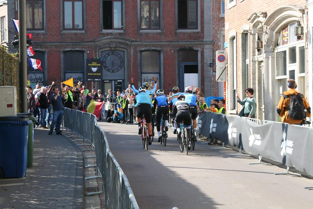Curva Campeonato Mundial de Ciclismo en Ruta