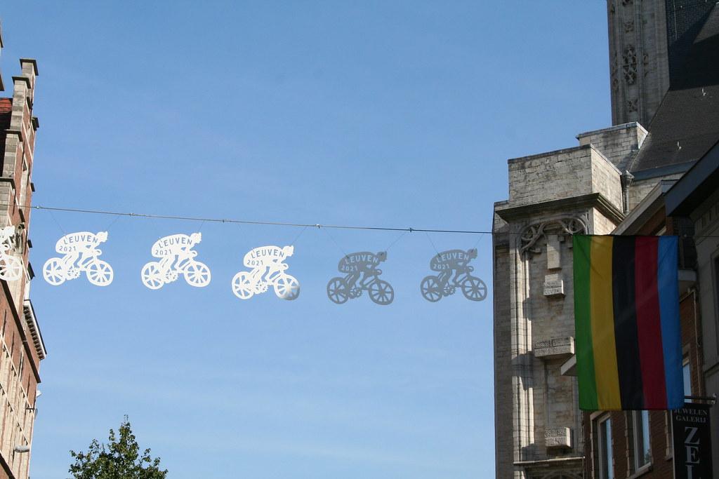 Leuven Campeonato Mundial de Ciclismo en Ruta 2021