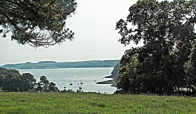 Towards Mylor Restronguet Sailing Club