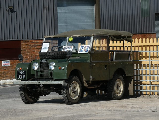 Land-Rover Series 1 (1956)