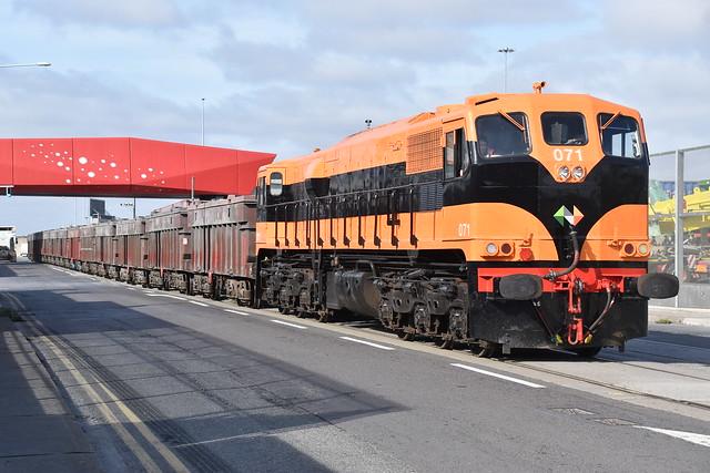 071 - Dublin Port