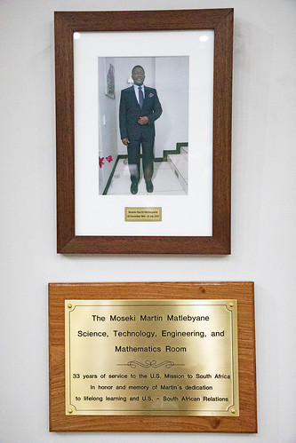 Remembering Martin Matlebyane - Naming Ceremony at Maker Space ACP