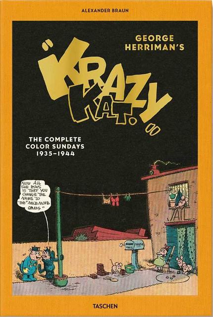 Krazy Kat -01- The Complete Color Sundays (1935-1944)