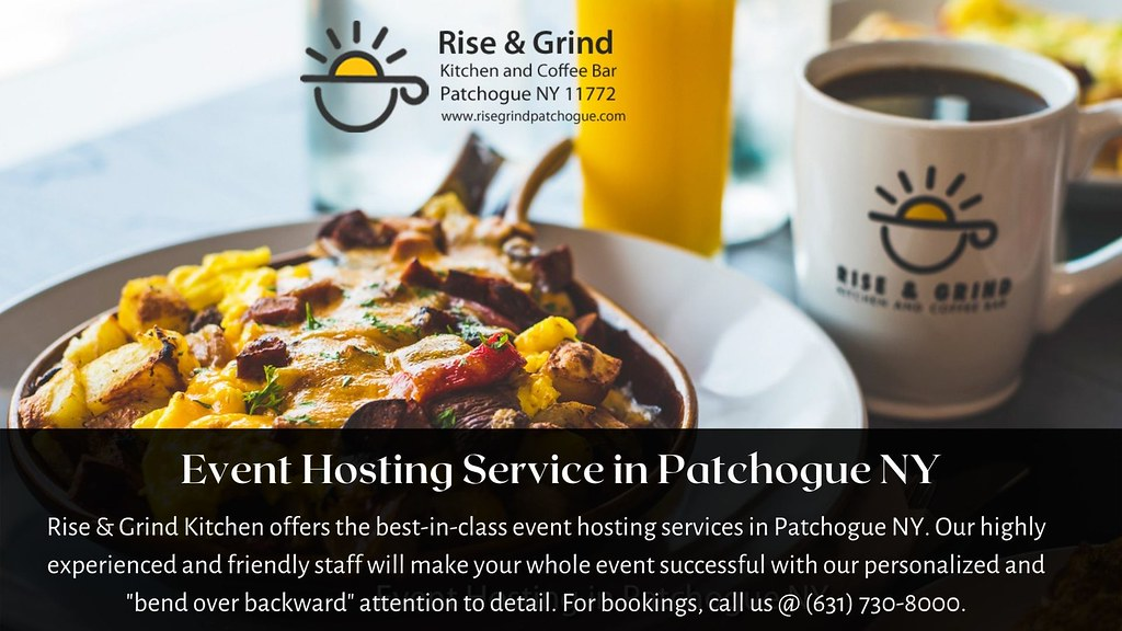 Event Hosting Service in Patchogue NY