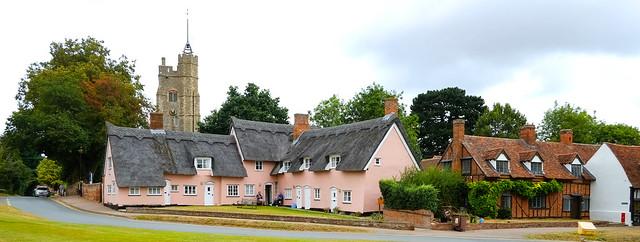 Village Green @ Cavendish Suffolk