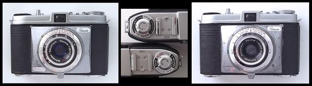 Kodak Retinette cameras (Type 022) - early models