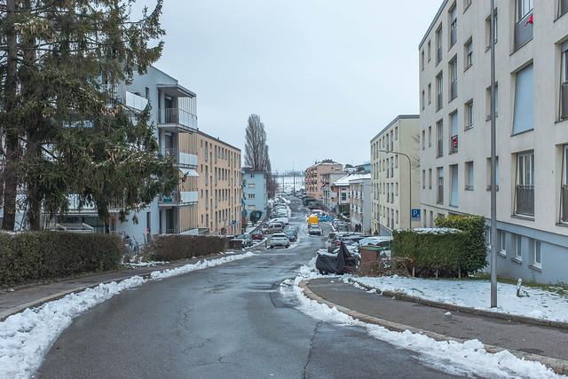 Chemin de la Cassinette, Lausanne