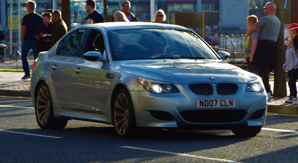 2007 BMW M5 5.0 V10
