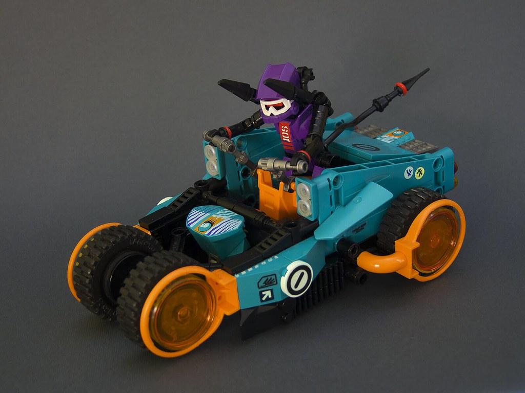 Track Devil Loopin