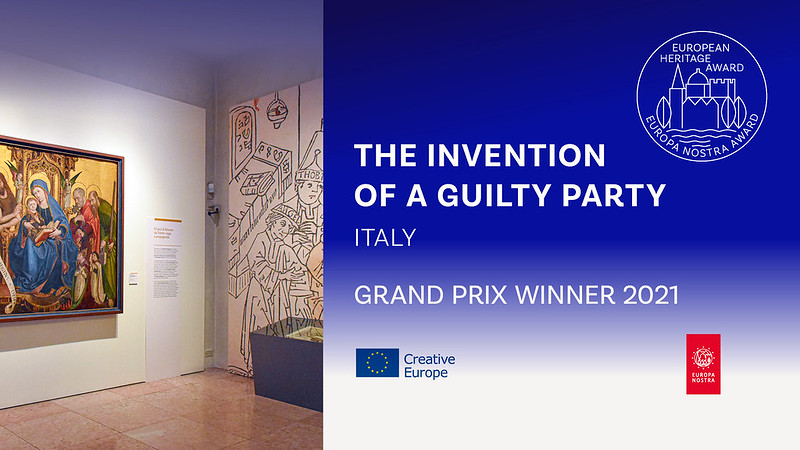2021 Grand Prix Winner in Education, Training and Awareness-raising