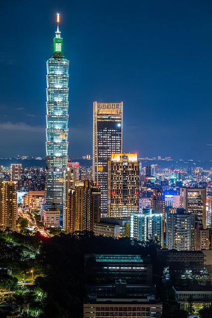 台北,虎山