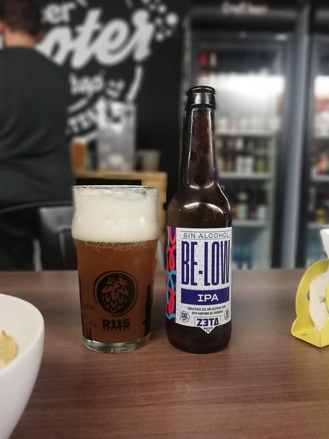 Zeta Beer Co. Be-Low