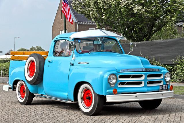 Studebaker Pick-Up Truck 1955 (6325)