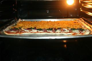 08 - Bake in oven / Im Ofen backen