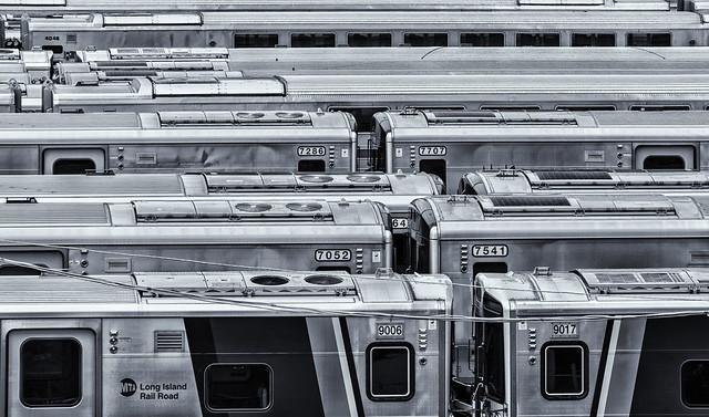 Trains--Silver