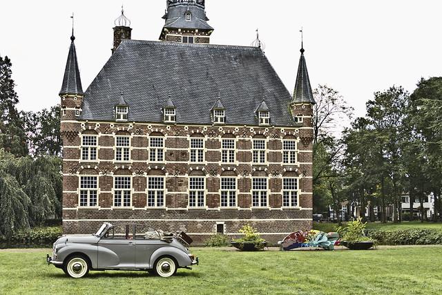 Morris Minor 1000 Tourer 1966 (6052)