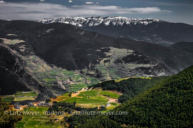 Andorra & Alt Urgell of Catalunya