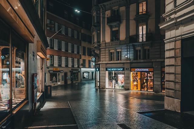 Rue Saint-Laurent, Lausanne
