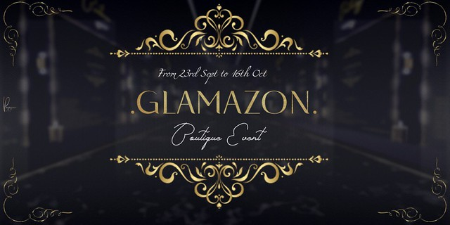 Sophistication At Glamazon - Boutique Event!
