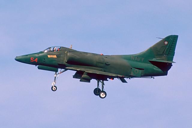 149656 A-4E FWS 54 12.87 Miramar