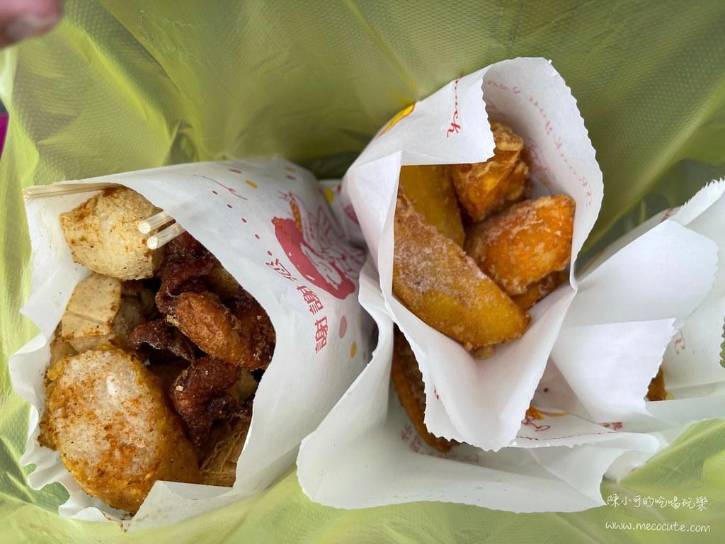 三重美食,三重鹹酥雞,兔子與馬,兔子與馬三重 @陳小可的吃喝玩樂