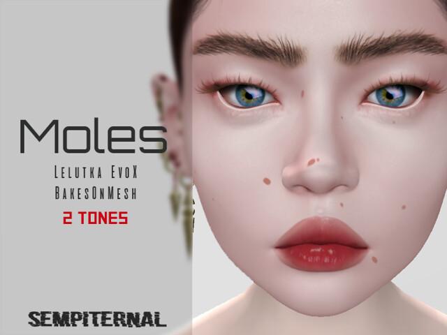 //SEMPITERNAL// Moles BOM - EvoX