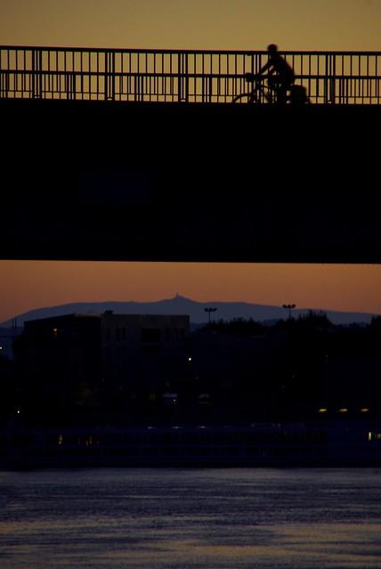 Mont Ventoux en ligne de mire...