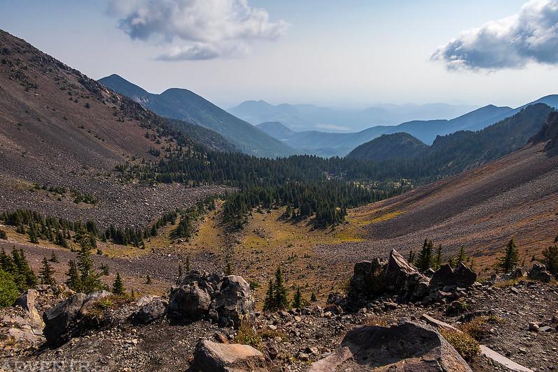 Smoky Interior Valley
