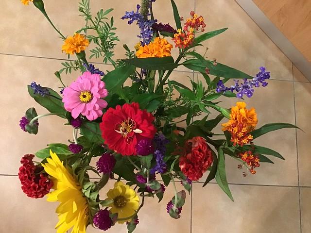 September Colours - Summer Bouquet