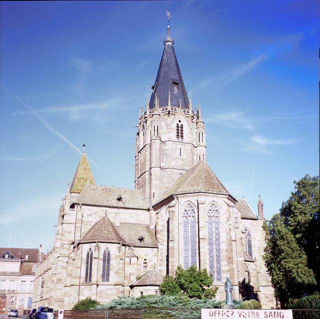 Église Saints-Pierre-et-Paul - Wissembourg