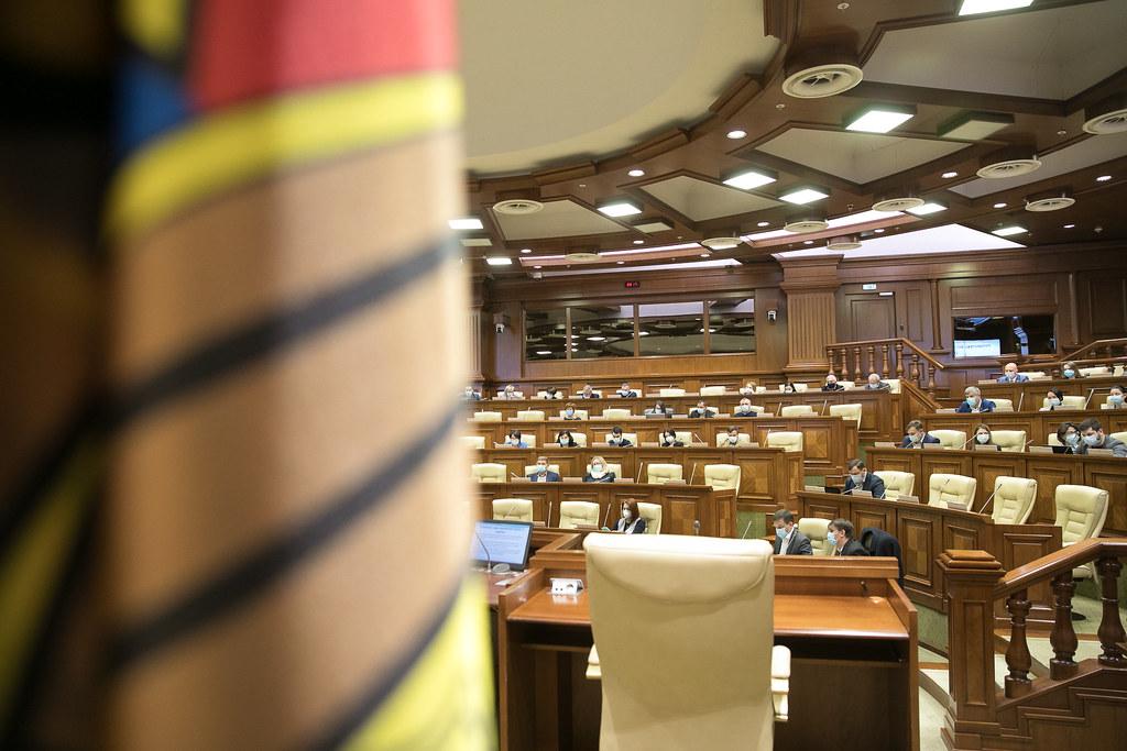 24.09.2021 – Sesiune de instruire/informare a deputaților din cadrul etapei a III-a a Programului de inițiere pentru deputații Legislaturii a XI-a, desfășurată în format mixt