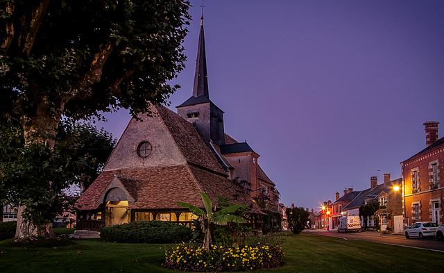 Souvigny en Sologne