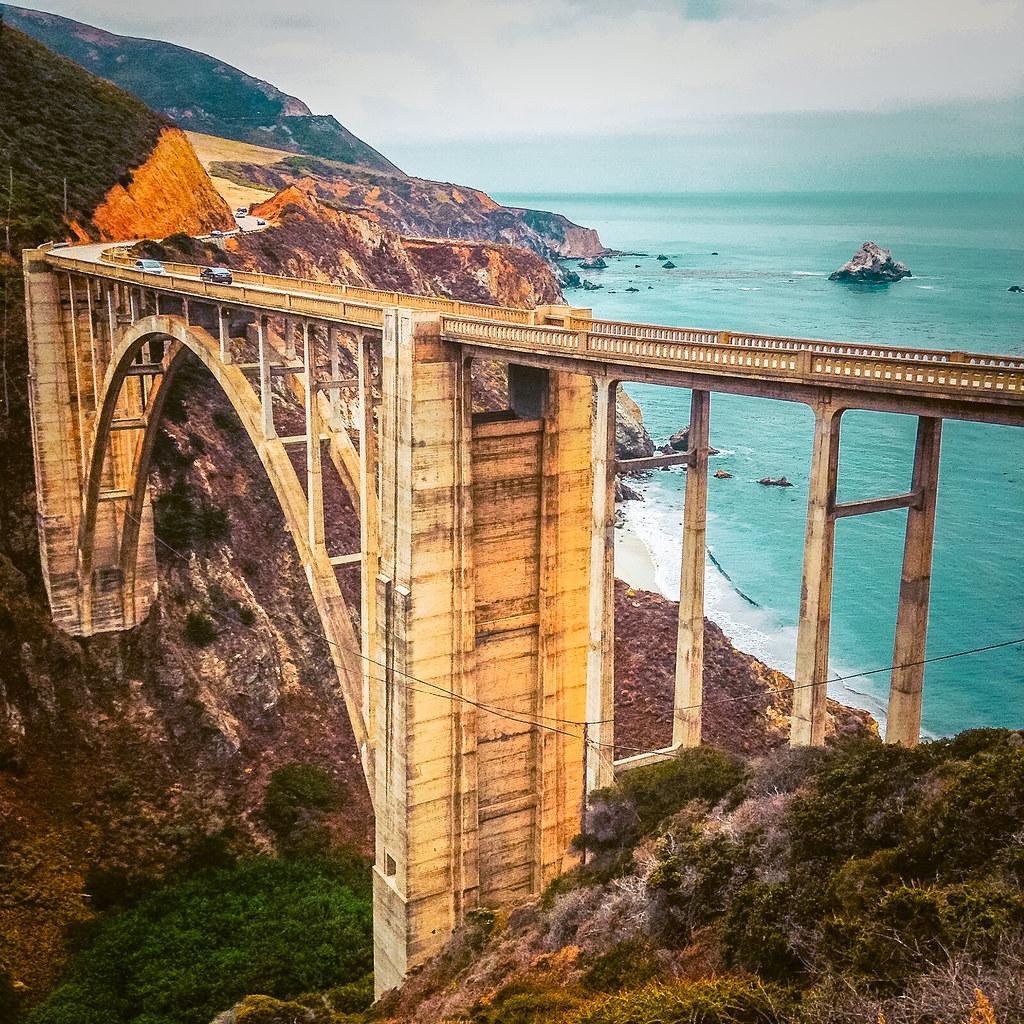 Bixby Bridge | Things to do in Monterey