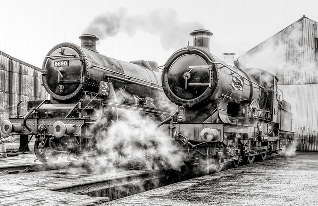 Great Central Railway - Number 2…………HSS